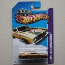 Hot Wheels 2013 HW Showroom '73 Ford Falcon XB (yellow) (Super Treasure Hunt)
