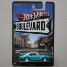 Hot Wheels Boulevard Case E '68 Olds 442