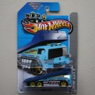 Hot Wheels 2013 HW City Back Slider (turquoise)