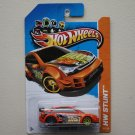 Hot Wheels 2013 HW Stunt '08 Ford Focus (orange)