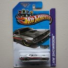 Hot Wheels 2013 HW Showroom '71 HEMI Cuda (ZAMAC - Walmart Excl.)
