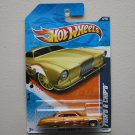 Hot Wheels 2011 Heat Fleet Fish'd & Chip'd (gold)