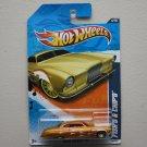 Hot Wheels 2011 Heat Fleet Fish'd & Chip'd (gold) (see condition)