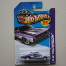Hot Wheels 2013 HW Showroom '68 Plymouth Barracuda Formula S (purple)