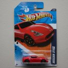 Hot Wheels 2011 Faster Than Ever Nissan 370Z (red) (SEE CONDITION)