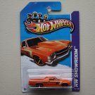Hot Wheels 2013 HW Showroom '71 El Camino (orange)