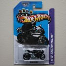Hot Wheels 2013 HW Showroom Ducati 1098R (black)