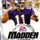 Madden 2002 (Nintendo Gamecube) - USED