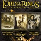 The Lord Of The Rings Trilogy (2001-2003) DVD (Widescreen) - USED