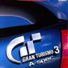 Gran Turismo 3: A-spec (Playstation 2) - USED