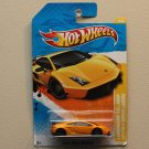 Hot Wheels 2011 New Models Lamborghini Gallardo LP 570-4 Superleggera (yellow) (see condition)