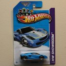 Hot Wheels 2013 HW Showroom Lotus M250 (blue)