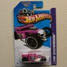Hot Wheels 2013 HW Showroom Bone Shaker (pink)