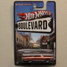 Hot Wheels Boulevard Case E '63 Chrysler Turbine