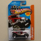 Hot Wheels 2013 HW Stunt Baja Bone Shaker (red)