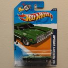 Hot Wheels 2012 Muscle Mania Ford '68 Mercury Cougar (green - Kmart Excl.)