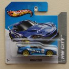 Hot Wheels 2013 HW City Honda S2000 (blue)