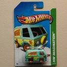 Hot Wheels 2012 HW Premiere The Mystery Machine