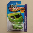 Hot Wheels 2013 HW Showroom Volkswagen Kool Kombi (green)