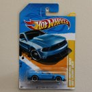 Hot Wheels 2012 HW Premiere 2012 Mustang Boss 302 Laguna Seca (blue)