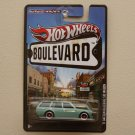 Hot Wheels Boulevard Case L &#39;71 Datsun Bluebird 510 Wagon