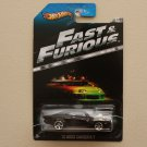 Hot Wheels 2013 Fast & Furious COMPLETE SET (All 8 Cars)