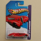 Hot Wheels 2013 HW Showroom Custom Cadillac Fleetwood (red)