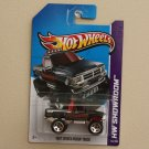 Hot Wheels 2013 HW Showroom 1987 Toyota Pickup Truck (black)