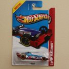 Hot Wheels 2013 HW Racing F-Racer (blue)