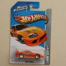 Hot Wheels 2013 HW City Toyota Supra (orange) Fast & Furious