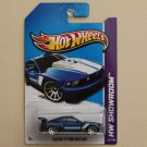Hot Wheels 2013 HW Showroom Custom '12 Ford Mustang (blue)