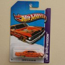 Hot Wheels 2013 HW Showroom Custom '64 Galaxie 500 (orange)