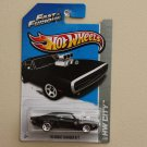 Hot Wheels 2013 HW City '70 Dodge Charger R/T (black) Fast & Furious