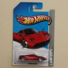 Hot Wheels 2013 HW City Pagani Huayra (red)