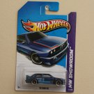 Hot Wheels 2013 HW Showroom '92 BMW M3 (blue)