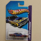Hot Wheels 2013 HW Showroom '69 Dodge Coronet Super Bee (blue)