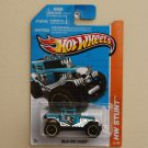 Hot Wheels 2013 HW Stunt Baja Bone Shaker (blue)