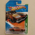 Hot Wheels 2011 Treasure Hunts '68 Olds 442 (See Condition)