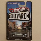 Hot Wheels Boulevard Case D DeLorean DMC-12
