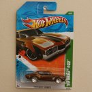 Hot Wheels 2011 Treasure Hunts '68 Olds 442 (Super Treasure Hunt)