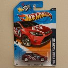 Hot Wheels 2012 HW All Stars '09 Ford Focus RS (red) Super Treasure Hunt (See Condition)