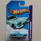 Hot Wheels 2013 HW Showroom '62 Corvette (blue)