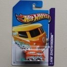 Hot Wheels 2013 HW Showroom Volkswagen Kool Kombi (orange)