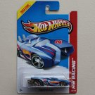 Hot Wheels 2013 HW Racing Prototype H-24 (blue) Treasure Hunt