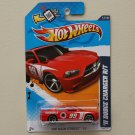 Hot Wheels 2012 HW Main Street '11 Dodge Charger R/T (red)