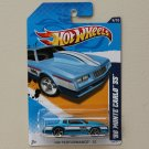 Hot Wheels 2012 HW Performance '86 Monte Carlo SS (blue)