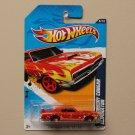 Hot Wheels 2012 HW Main Street '69 Mercury Cougar Eliminator (red)