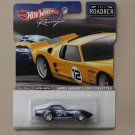 Hot Wheels Racing 2012 ROADRCR (Road Racer) James Garner's COPO Corvette