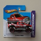 Hot Wheels 2013 HW Showroom '10 Toyota Tundra (red)