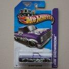 Hot Wheels 2013 HW Showroom '83 Chevy Silverado (purple)